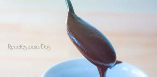 Nutella anacardos textura