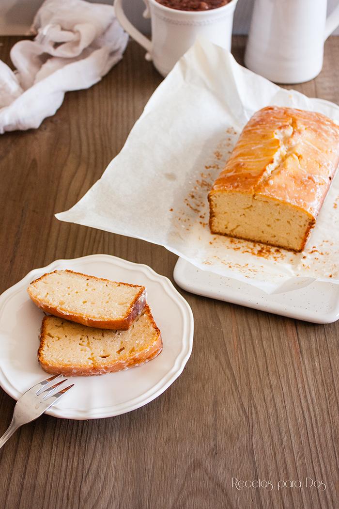 loaf de limón