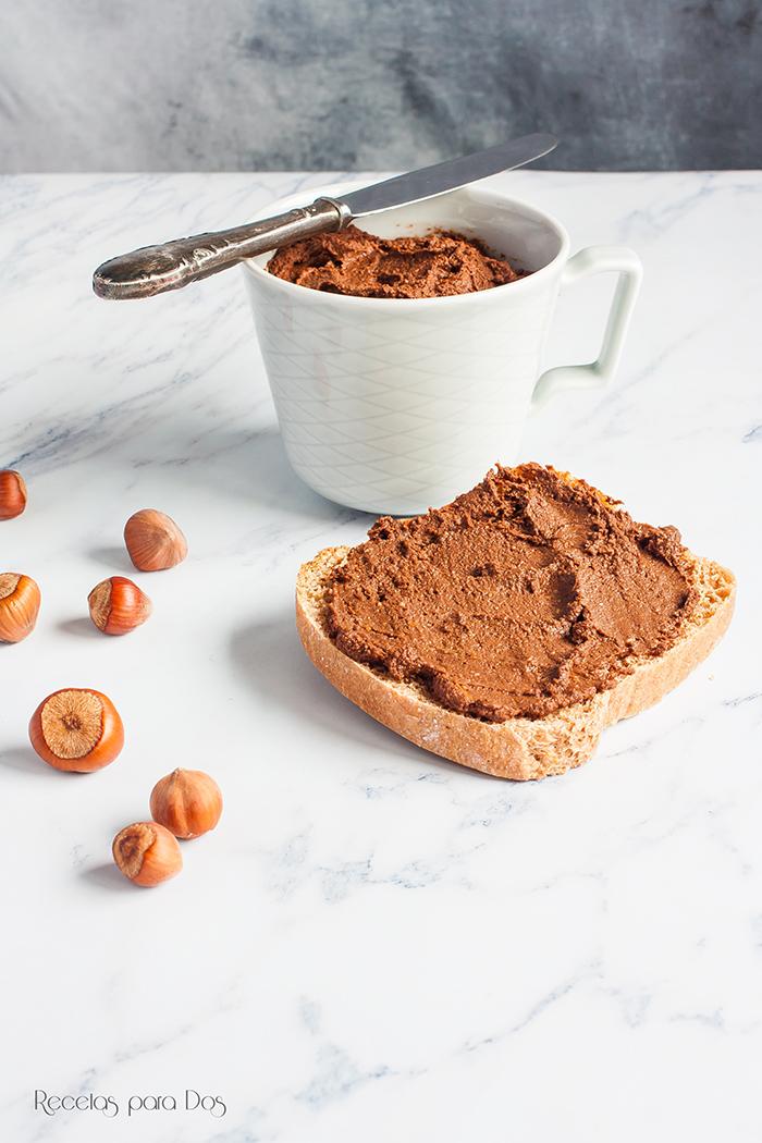 Nutella saludable