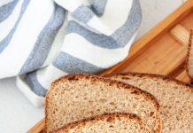 Pan de molde 100% integral